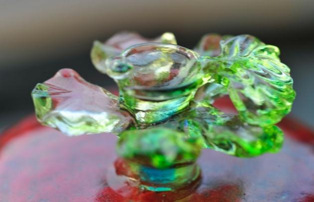 琉璃製作工序 1